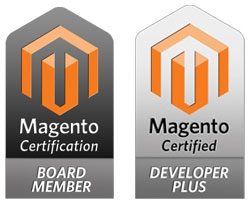 Magento Certified Developer Plus & Board Member